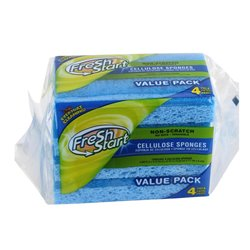 Clorox Glass Wipes, Radiant Clean - 32ct (Case of 12) - 12 Units